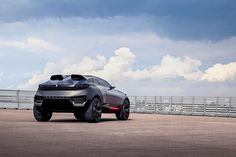 Peugeot Quartz - The Making Of on Behance