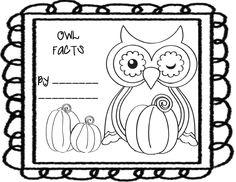 social studies and owls | October Owl Clip Art