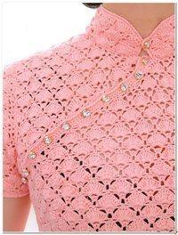 Fabulous Crochet a Little Black Crochet Dress Ideas. Georgeous Crochet a Little Black Crochet Dress Ideas. Mode Crochet, Crochet World, Crochet Lace, Crochet Stitches, Style Chinois, Knitting Patterns, Crochet Patterns, Diy Crafts Crochet, Crochet Cardigan