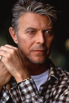 David Bowie | even aging he's slick!
