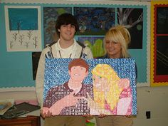 Mrs. Macre's Art Class: Time to get ready...