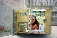 envelope mini album