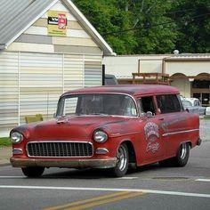 '55 Chevy...