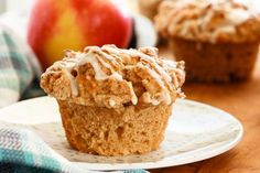 Apple+Muffins+with+Crumb+Topping+Recipe