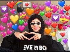 memes love and affection . memes love for him . Flipagram Instagram, Baby Popo, Sapo Meme, Memes Lindos, Memes Amor, Heart Meme, Current Mood Meme, Snapchat Stickers, Cute Love Memes