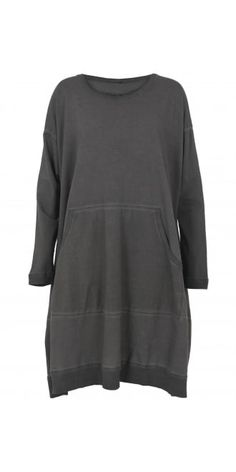 Rundholz Shark Oversized Sweatshirt Dress | idaretobe UK stockist