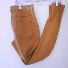 Brown Stretchy Jeggings The style of Caroline Channing in Two Broke girls :) super stretchy and sexy fit. Pants Skinny