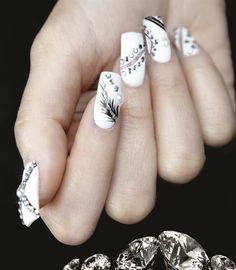 The Ultimate Extravagance: Images' $25K Manicure - Business - NAILS Magazine