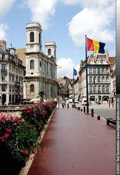 Besançon - Doubs dept. - Capital of Franche-Comté région, France        .......digital-photo.com.au