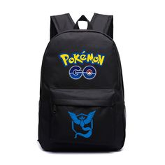 21f767d82687 Pokemon Go Backpack School Bags For Teenagers   Price   23.37   FREE  Shipping