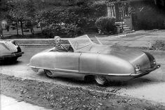The Gadabout and Hoppenstand Cars: Design Coincidence or Infringement?
