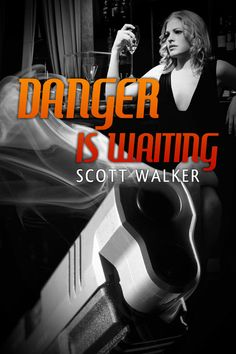Danger Is Waiting - Mystery/Thriller Book Cover For Sale at Beetiful Book Covers