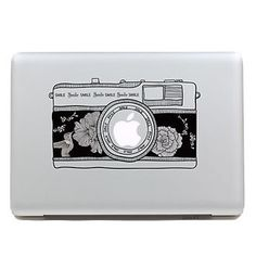 Brand New Camera Apple MacBook Pro Air Vinyl Decal Laptop Skin Sticker 844665021068 | eBay