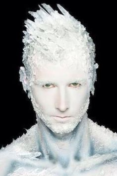 Did any one else watch spiderman and his amazing friends- well this is ice man