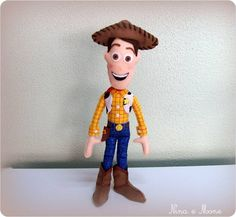 Woody - Kit Toy Story