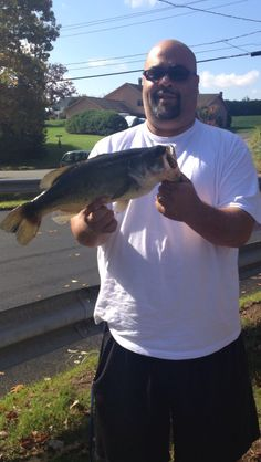 Connecticut bass fishing 2012