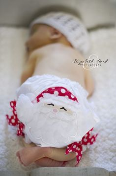 ENP-25 by elizabethnord, via Flickr newborn photography pose christmas