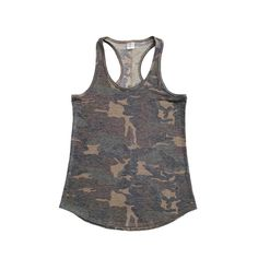 Weathered Camo Mama Racerback Tank Running Tank Tops, Yoga Tank Tops, Workout Tank Tops, Athletic Tank Tops, Camo Tank Tops, Mommy Fashion, Mommy Style, Cropped Tank Top, Racerback Tank