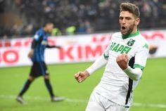 @Sassuolo Domenico Berardi su rigore gela Mancini e vittoria del 'Sasol' a San Siro #9ine