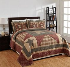 Our Plymouth quilt bundles are great for starting your bedroom makeover. Choose the size that is perfect for your home by shopping the Quilt Shop now.