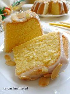 Babka migdałowa z Amaretto - Oryginalny smak Polish Desserts, Polish Recipes, Baking Recipes, Cake Recipes, Dessert Recipes, Delicious Desserts, Yummy Food, Mini Tortillas, Let Them Eat Cake