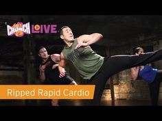 Crunch Live FREE 15 Minute Ab Workout - YouTube