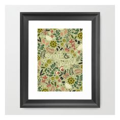 Bright & Joyful Framed Art Print ($33) ❤ liked on Polyvore featuring home, home decor, wall art, framed art prints, vintage home decor, black framed wall art, acrylic wall art, vintage wall art and black home decor