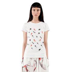 IOANA CIOLACU Finch T-shirt
