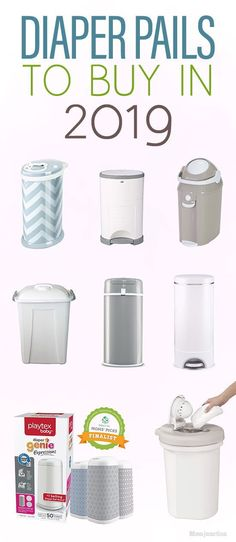 As a new mom to be, you will be spending most of your time feeding & cleaning your baby. This is where a diaper pail comes in handy. Check 4 best diaper pails for babies Buy Backpack, Diaper Bag Backpack, Diaper Bags, Free Diapers, Cloth Diapers, Cloth Diaper Pail, Diaper Liners, Diaper Genie, Diaper Changing Station