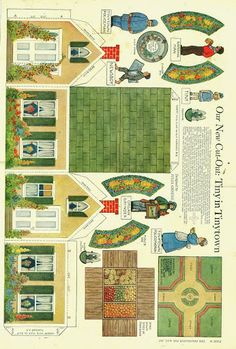 2014-09-07Tiny Town from Delineator 1915 - Bobe Green - Picasa Web Albums