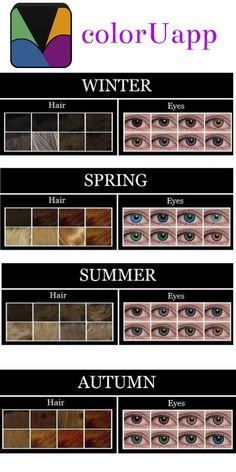 Working of #seasonalcoloranalysis: Each person has dominant characteristics like…