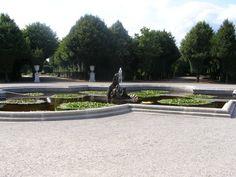 Fontána garden Wien