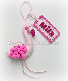 Flamingo Decoración para Mila