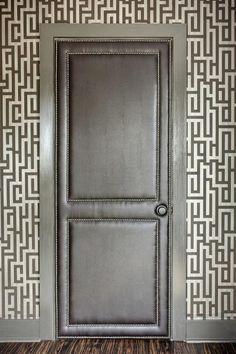interior doors noise control ideas gray leather upholstery home decor ideas