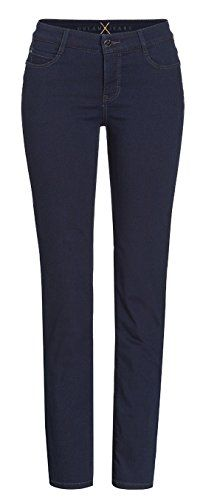 MAC Jeans DREAM SKINNY Stretch dunkel blau Röhre slim fit Gr
