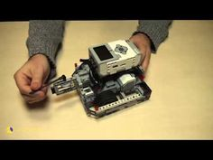 Quick Pinless Attachments for LEGO EV3 Competition Robots (Part 1) - YouTube