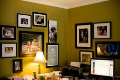 This is my good friend, Kim Hudson's work and home gallery.  She is the best photographer!  She has been doing our family photos for years!