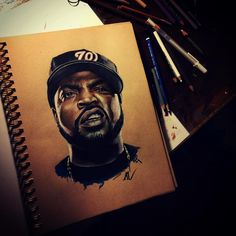 Ice Cube by Andrew Wilson