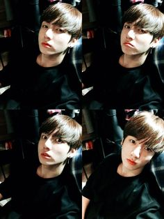 Jungkook ❤ [Bangtan Trans Tweet] 가만히 있다 셀카가 땡겨 찍었어요! 근데 지민이 형이 끓인 라면 진짜 싱거워 보이지 않나요? 라면은 한 봉지당 400ml에다 냄비 뚜껑은 안 닫고 끓이는 게 더 맛있어요 그렇더라구요 ㅎ 계란은 자유 / Suddenly wanted to take a selca while staying still! But doesn't Jimin Hyungs ramen look really bland? For ramen you have to put in 400ml of water and leave the lid of the pot open for it to taste nice. Its like that heh. Eggs are optional (Talking about Jimins picture he tweeted of ramen lol) #BTS #방탄소년단
