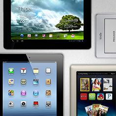 PCMag Readers' Choice Awards 2012: Tablets and Ebook Readers