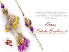 Happy Raksha Bandhan- Best Collections Of Cards And Thoughts