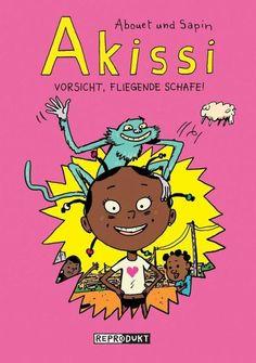 Wo Akissi ist, ist Chaos vorprogrammiert... Das bekommen auch ihre Großeltern zu spüren: Bei Opa und Oma auf dem Land können sich Akissi und ihr Bruder Fofana so richtig austoben, ehe die Schule wieder anfängt - wilde Schafsjagd und Kokosnusspflückwettbewerb inbegriffen.   Zurück in der Stadt vergeht der frischgebackenen Zweitklässlerin das Lachen aber erst einmal, denn der neue Lehrer ist ein richtiges Ungeheuer! Rosa Parks, Trade Books, Pet Monkey, Witch Doctor, Stand Up For Yourself, American Children, Magazines For Kids, Penguin Random House