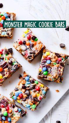 Best Cookie Recipes, Snack Recipes, Dessert Recipes, Snacks, Cookie Desserts, Easy Desserts, Delicious Desserts, Eat Dessert First, Dessert Bars
