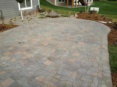 mosaic paver patio | 287 borgert holland pavers Home Design Photos