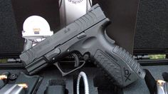 Springfield Armory XDm 9mm 19rd - 3.8in Barrel
