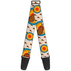 Guitar Strap  Drumstick Target *** Check out this great product.Note:It is affiliate link to Amazon.