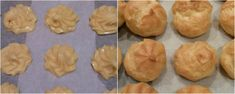 Tort profiterol | Pleziruri Muffin, Breakfast, Food, Morning Coffee, Essen, Muffins, Meals, Cupcakes, Yemek