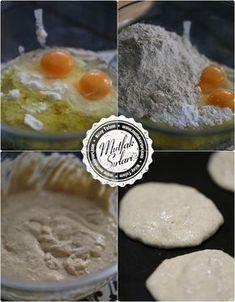 Kaşık Dökmesi (Tam Buğdaylı) – Mutfak Sırları – Pratik Yemek Tarifleri