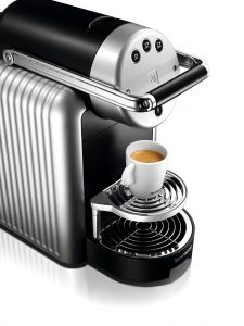 Nespresso Zenius coffee machine