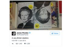 The 41 Funniest Things That Ever Happened On British Twitter (Slide #28) - Offbeat